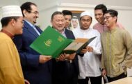 Malaysia by Saudi scholarship students, opportunities and threats